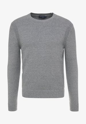 ARCADE CREW - Svetr - grey marl