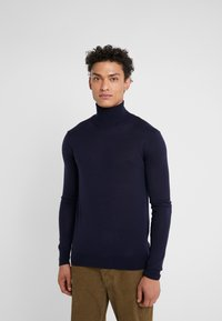 Hackett London - ROLL - Strikkegenser - midnight - 0