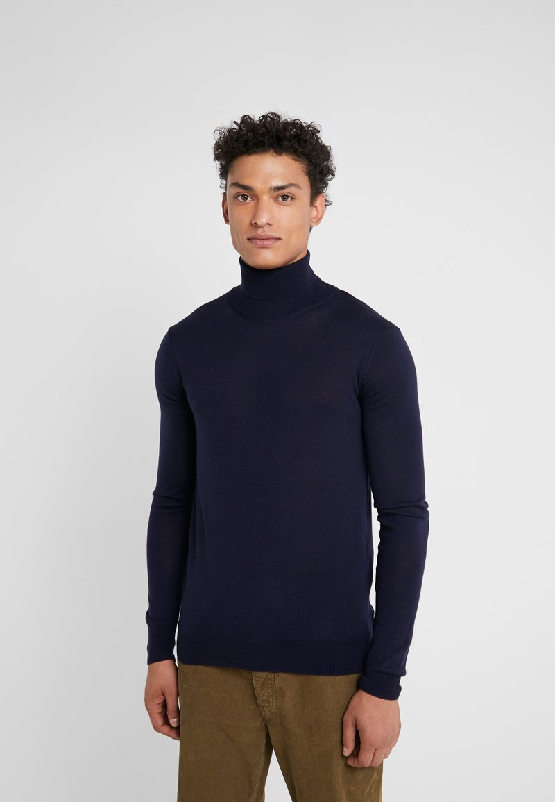 Hackett London - ROLL - Strikkegenser - midnight