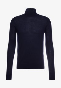 Hackett London - ROLL - Strikkegenser - midnight - 4