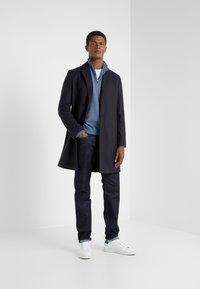 Hackett London - Stickad tröja - blue/denim - 1