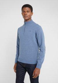 Hackett London - Stickad tröja - blue/denim - 2
