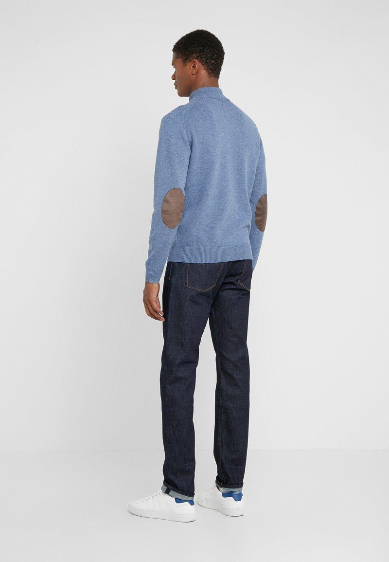 Hackett London - Stickad tröja - blue/denim