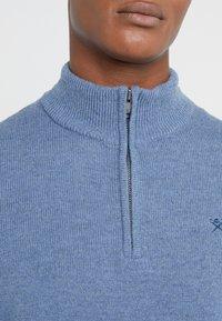 Hackett London - Stickad tröja - blue/denim - 5
