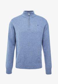 Hackett London - Stickad tröja - blue/denim - 4