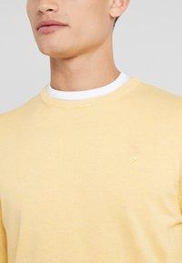 Hackett London - CREW - Strickpullover - yellow - 5