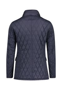 Hackett London - HERREN STEPPJACKE - Lehká bunda - darkblue - 1