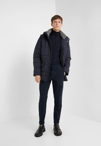 Hackett London - POLAR ANORAK - Vinterkåpe / -frakk - navy - 1