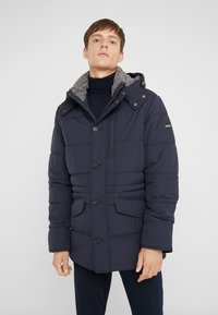 Hackett London - POLAR ANORAK - Vinterkåpe / -frakk - navy - 0