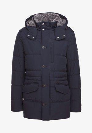 POLAR ANORAK - Zimní kabát - navy