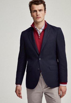 Blazer jacket - bright navy
