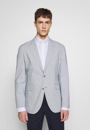 STRETCH PTOOTH - Blazer jacket - blue