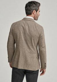 Hackett London - PUPPYTOOTH - Blazer jacket - multi brown - 2