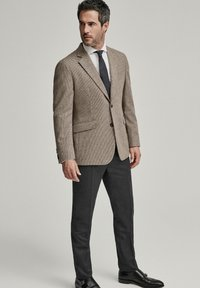 Hackett London - PUPPYTOOTH - Blazer jacket - multi brown - 1