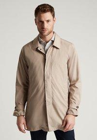 Hackett London - Short coat - beige - 0