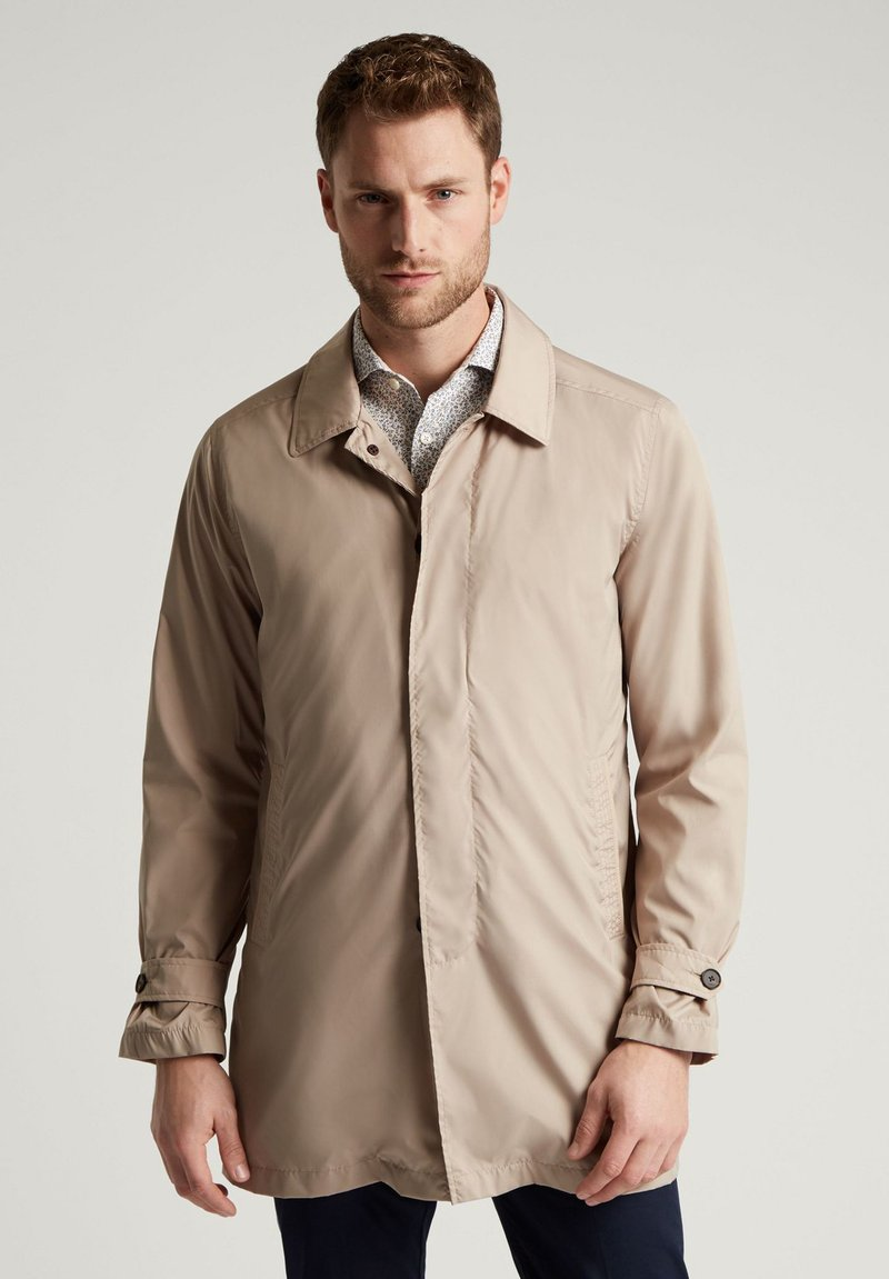 Hackett London - Short coat - beige
