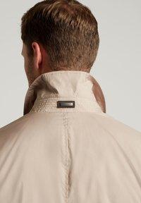 Hackett London - Short coat - beige - 3