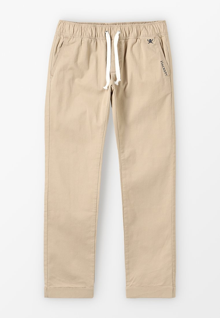 Hackett London - BEACH PANT - Pantaloni - beige