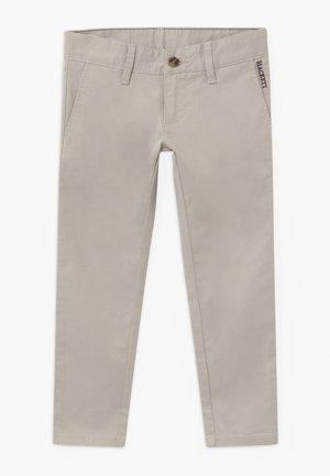 SLIM - Chino kalhoty - beige