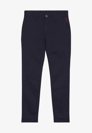 SLIM - Suit trousers - navy