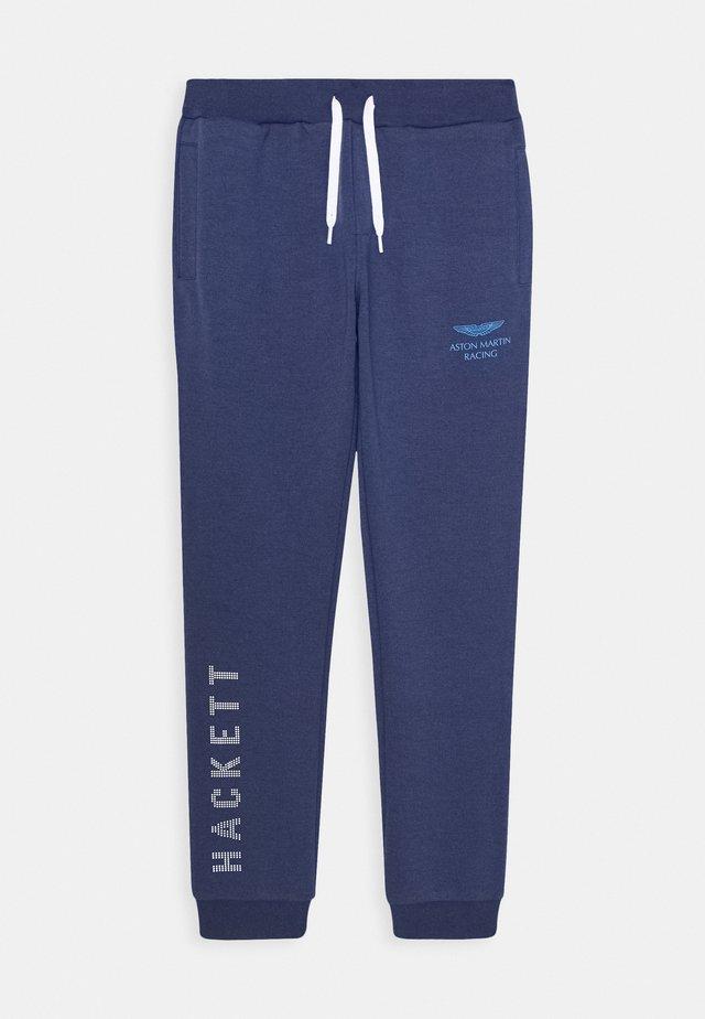 ASTON MARTIN RACING PANT - Trainingsbroek - dark blue
