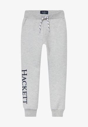 FLAG TRACK - Pantalon de survêtement - grey marl