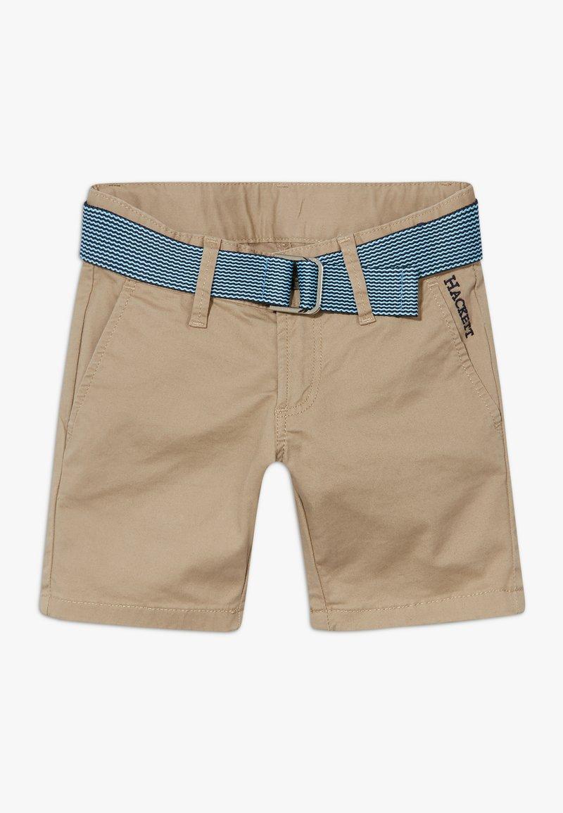 Hackett London - BELT - Shorts - desert