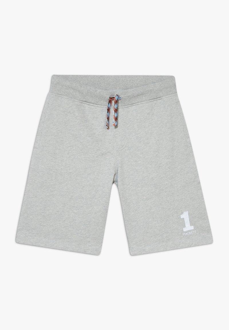 Hackett London - NUMBER - Teplákové kalhoty - grey marl