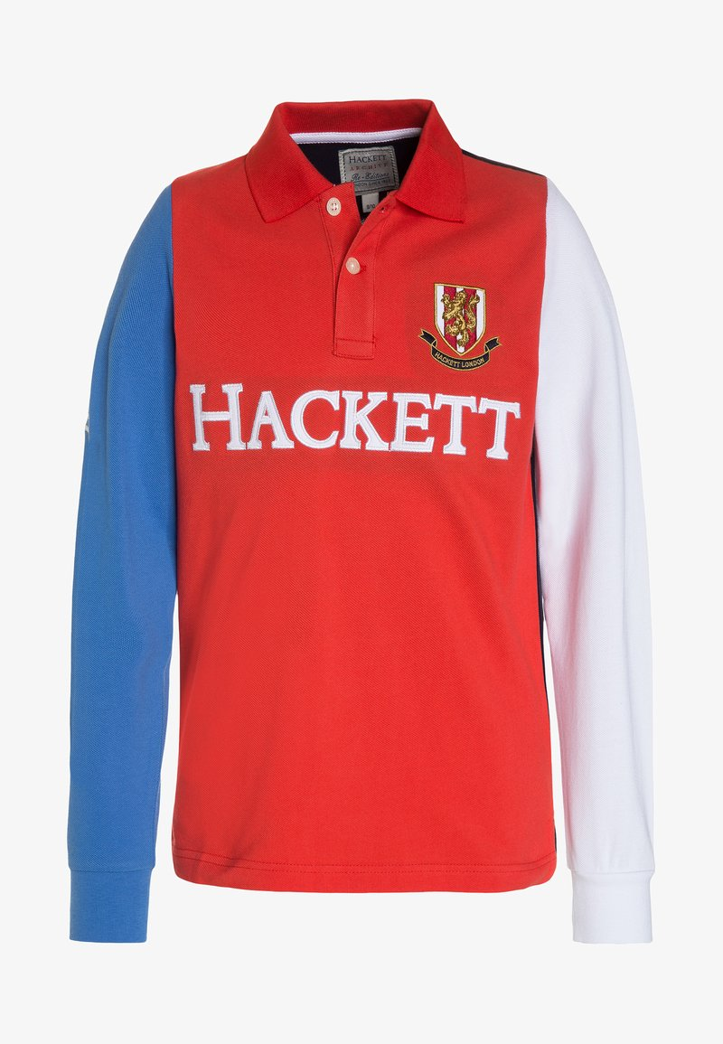 Hackett London - Polo shirt - red/multicolor