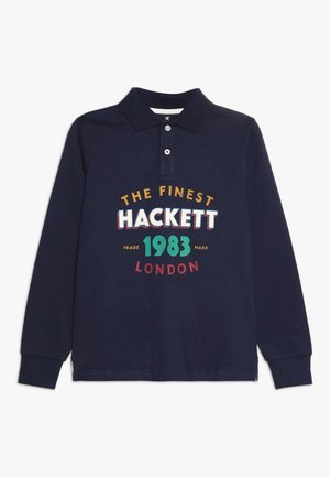 1983  - Poloshirts - indigo