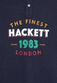 Hackett London - 1983  - Poloshirts - indigo - 3