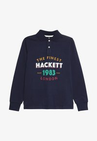 Hackett London - 1983  - Poloshirts - indigo - 2