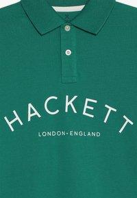 Hackett London - Polotričko - green - 2