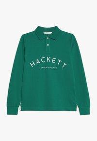 Hackett London - Polotričko - green - 0