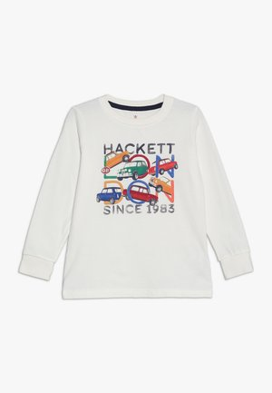 CAR - Longsleeve - winter white