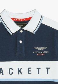 Hackett London - Poloshirts - dark blue - 3