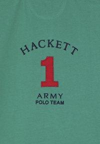Hackett London - ARMY LOGO  - Polo - green - 5