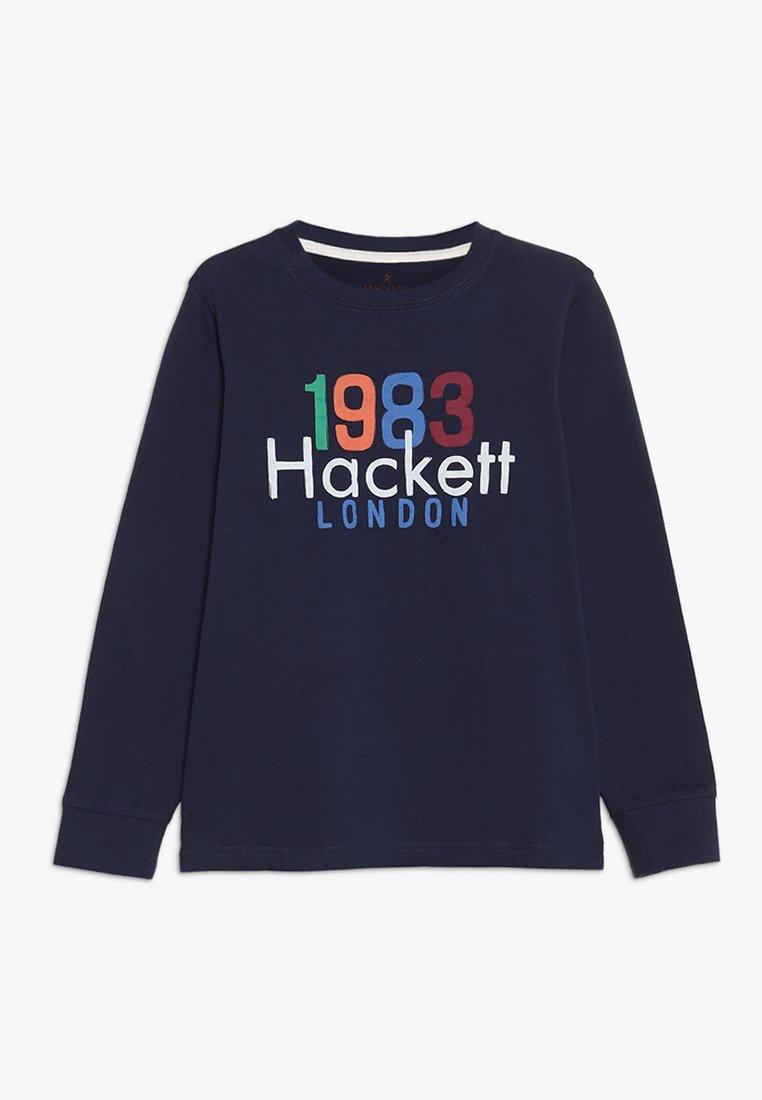 Hackett London - Langarmshirt - dark blue