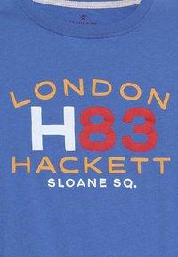 Hackett London - Top sdlouhým rukávem - blue - 4