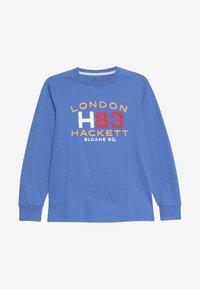 Hackett London - Top sdlouhým rukávem - blue - 3