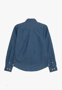 Hackett London - POLKA DOT - Košile - blue denim - 1