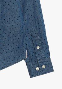 Hackett London - POLKA DOT - Košile - blue denim - 3