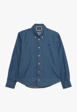POLKA DOT - Skjorter - blue denim