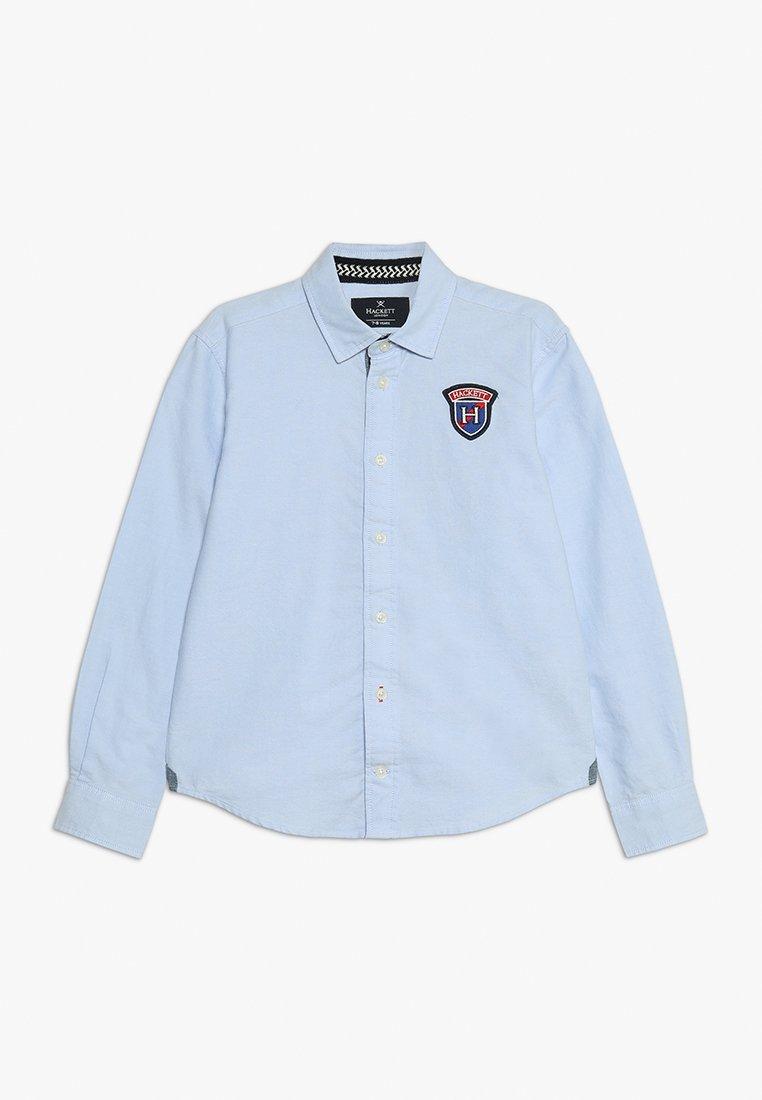 Hackett London - OXFORD SHIELD  - Shirt - light blue