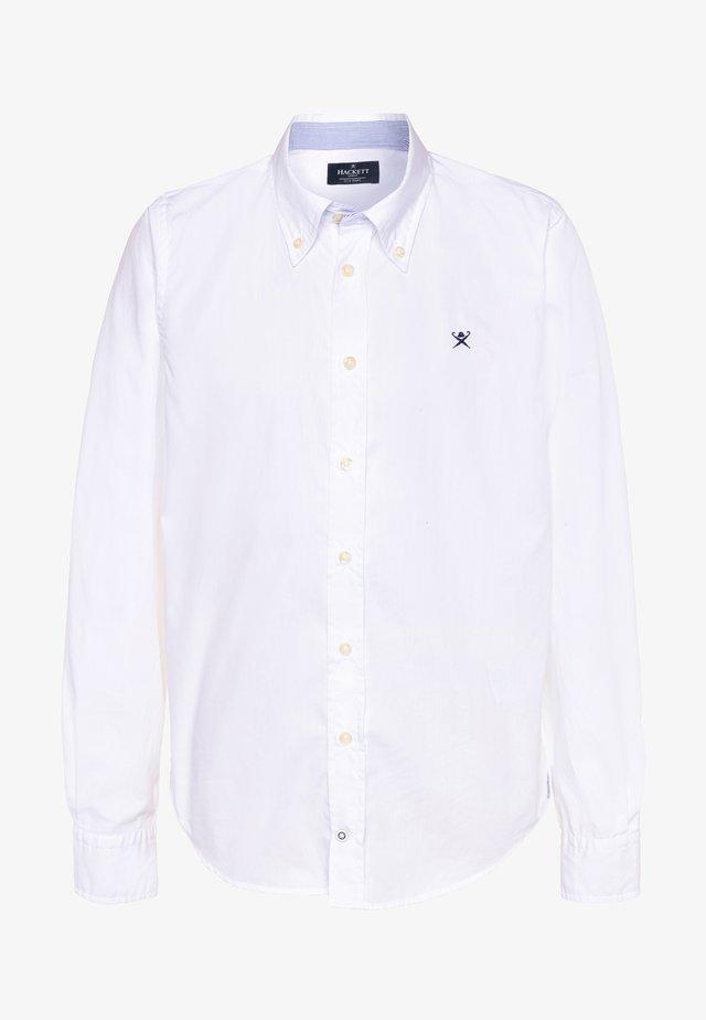 PLAIN - Overhemd - white