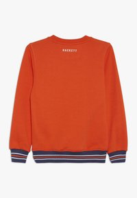 Hackett London - ASTON MARTIN RACING WINGS - Sweatshirt - orange - 1