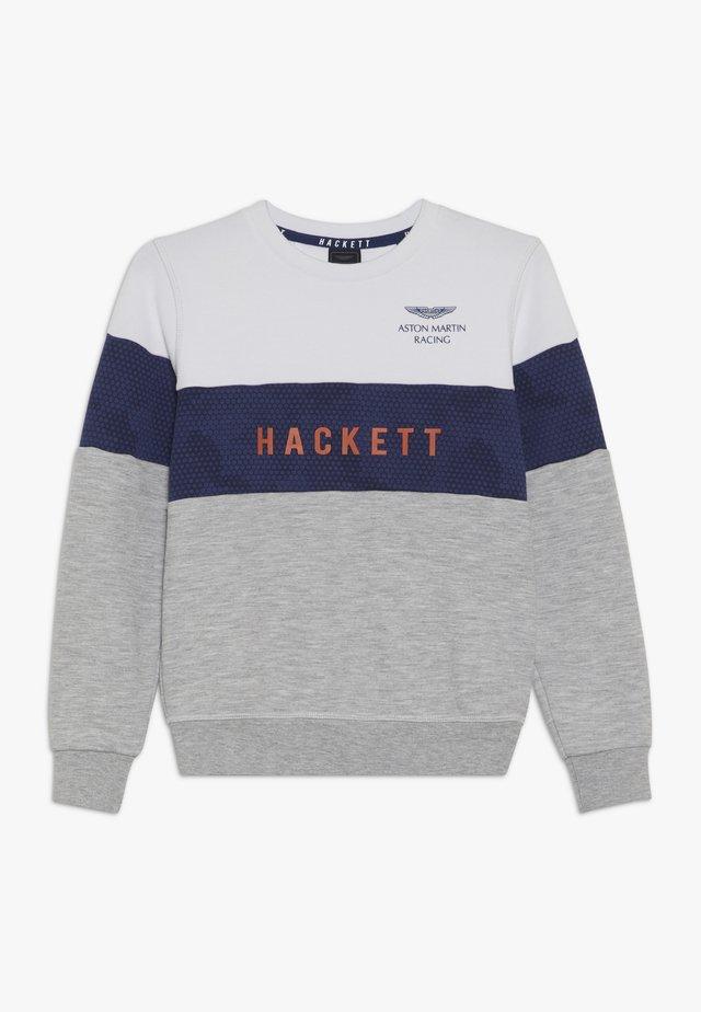 ASTON MARTIN RACING - Sweater - grey/white