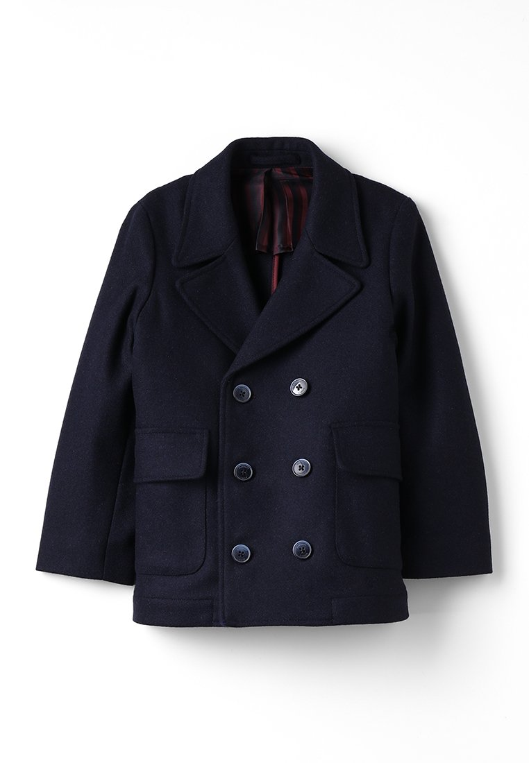 Hackett London - PEACOAT - Cappotto classico - navy