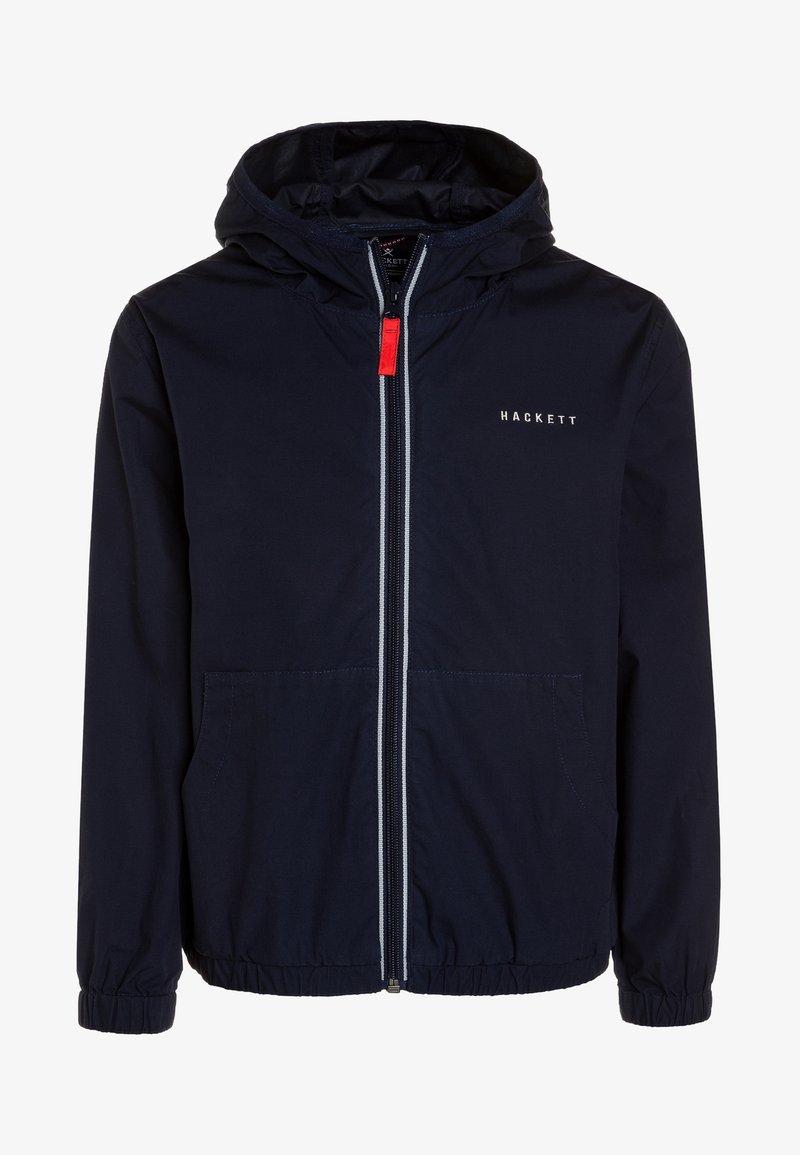 Hackett London - LOGOLOUSN - Light jacket - dark blue