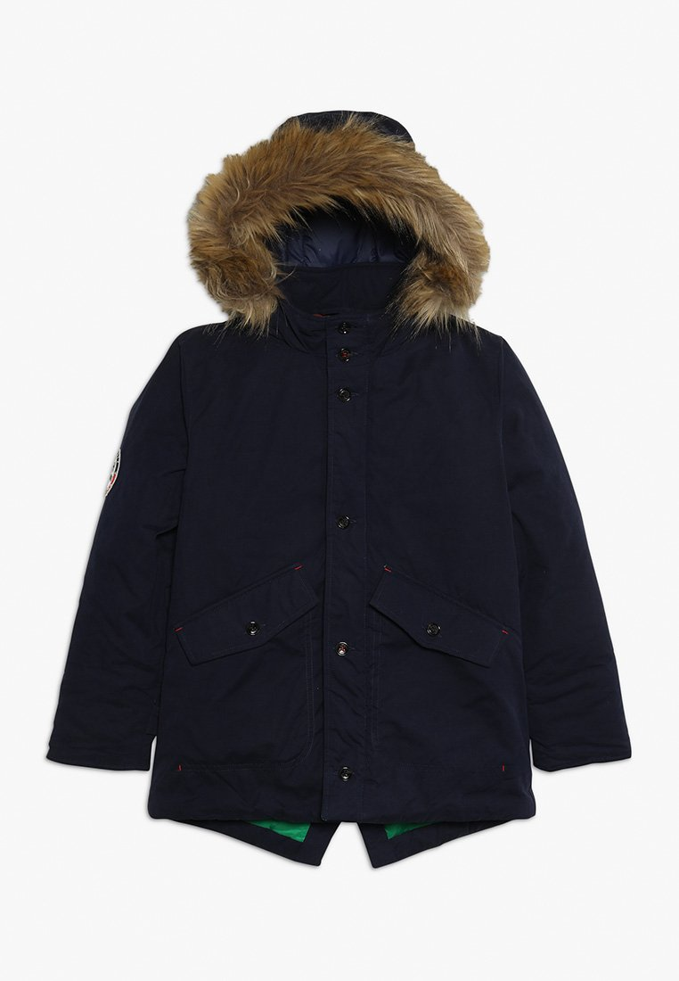 Hackett London - ARCTIC  - Winter coat - dark blue